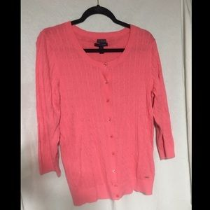 Tommy Hilfiger BRAND NEW pink sweater